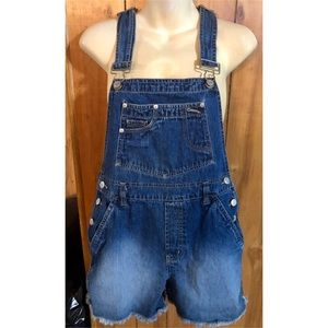 No Boundaries Overalls, Size Small, BNWOT